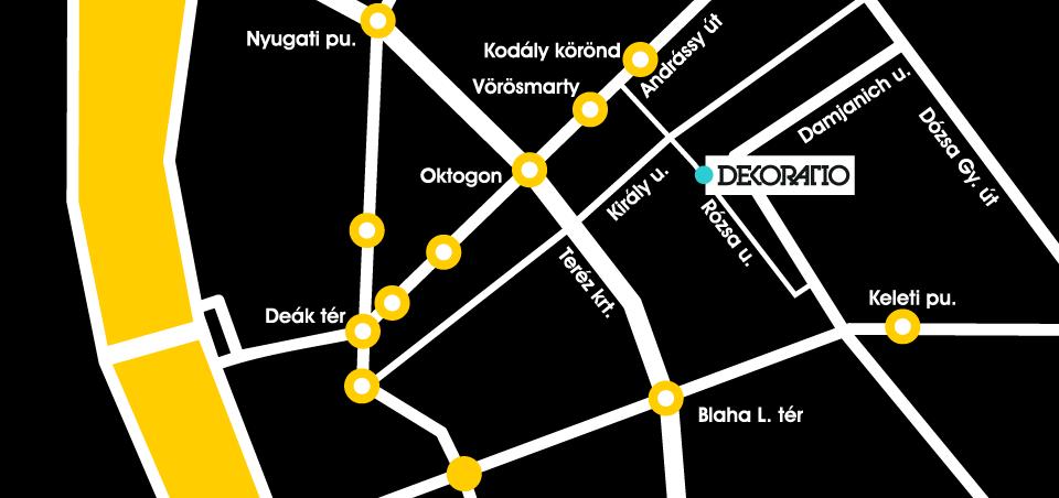 Dekoratio map